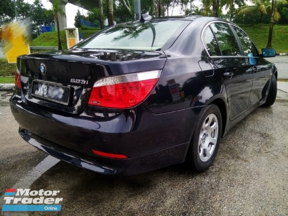 2006 BMW 5 SERIES 523I CAR KING Condition
