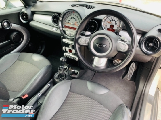 2009 MINI Cooper S MINI COOPER S TURBO FACELIFT