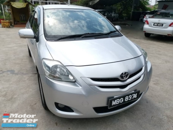 2008 TOYOTA VIOS 1.5 G (A) - One Lady Owner
