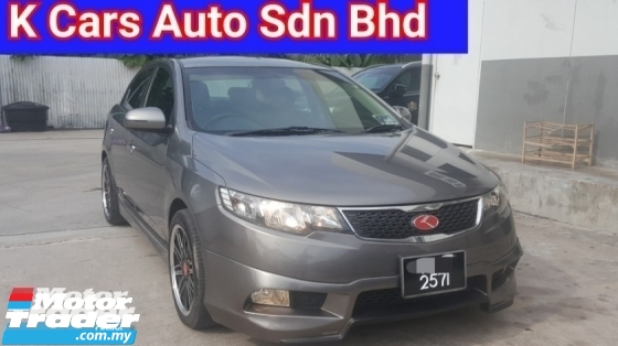 2013 KIA FORTE 1.6 SX Facelift 6 Speed Paddle Shift Super Condition Car Keep On Time Service Never Accident No Repair Need Worth Buy