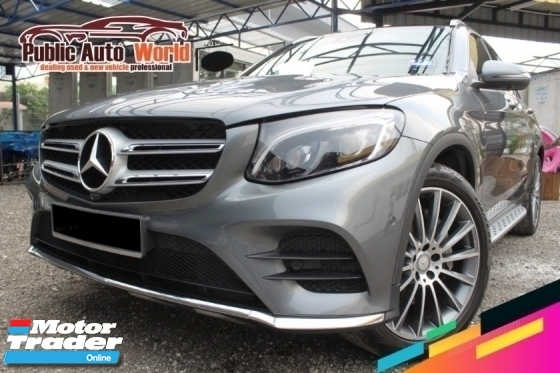 2016 MERCEDES-BENZ GLC 250 GLC 250