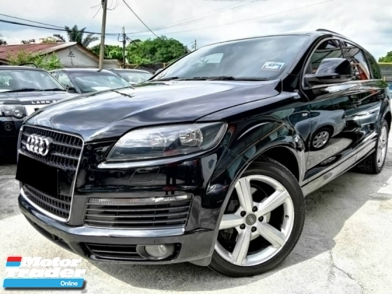 2014 AUDI Q7 3.0 QUATTRO - Superb condition & Well maintained like new. Maximum finance VERY FAST LOAN APPROVAL.