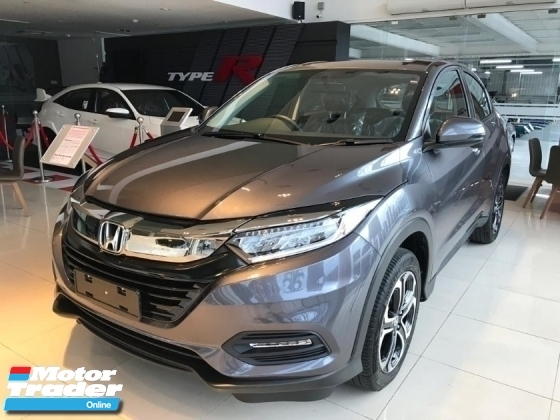 2019 HONDA HR-V SPECIAL OFFER HRV 1.8 i-VTEC Electronic Fuel Injection PGM-FI Continuous Variable Gear Ratio VGR Electric Power Steering EPS Electric Power seat Full LED Headlights Smart Entry Push Start Button Paddle Shift Steering Bluetooth Connectivity 6 Air Bags
