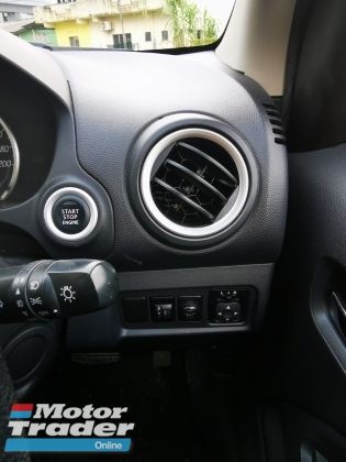 2012 MITSUBISHI MIRAGE 1.2 AUTO MIVEC / PUSH START BUTTON / KEYLESS / LEATHER SEAT / TIPTOP CONDITION / BLACKLIST CAN LOAN