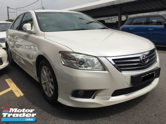 2010 TOYOTA CAMRY 2.0 Facelift (A) Actual Year Make 2010