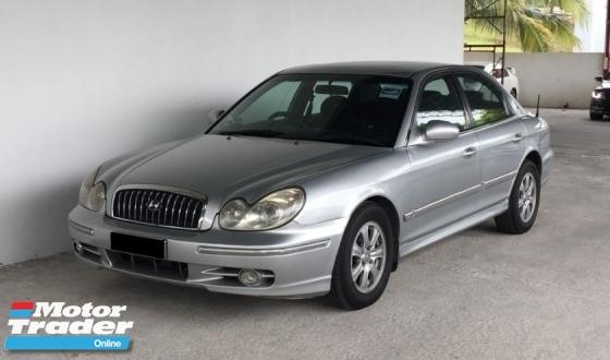 2004 HYUNDAI SONATA 2.0L Luxury Premium Sedan Model