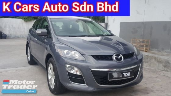 2010 MAZDA CX-7 2.3 (A) 2WD Turbo (CBU) New Ori 83k Km Mileage Super Condition Never Accident Before Confirm Buy And Drive No Repair Need Worth Buy