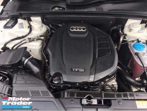 2015 AUDI A4 1.8 TFSI (A)