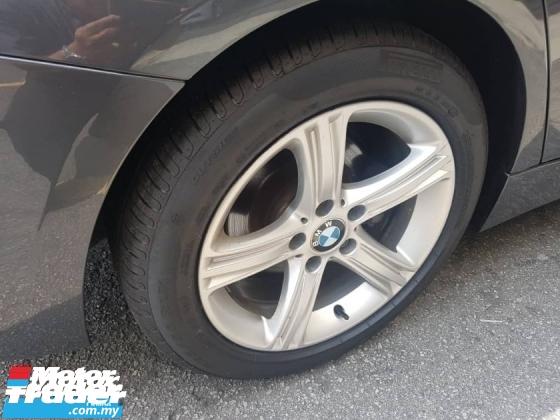2013 BMW 3 SERIES 316i F30 1.6 (FREE 2 YEARS WARRANTY)(CKD Local Spec)