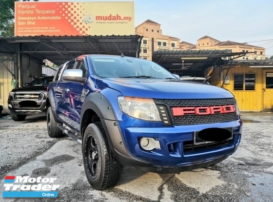 2014 FORD RANGER 2.2 XLT 4WD (A) True Year Made