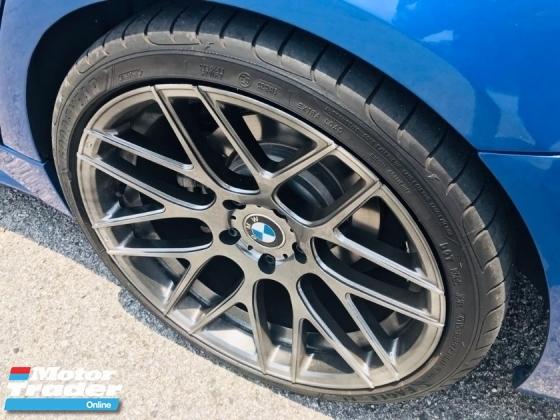 2017 BMW 3 SERIES F30 330e 2.0T (A) F.S.R 4K+ M-SPORT WARRANTY SUNROOF NAVI LOCAL