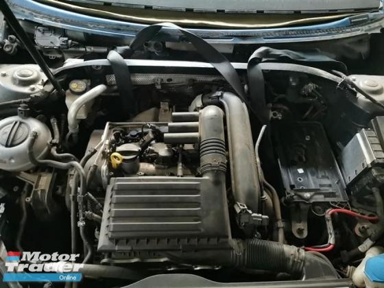 VOLKSWAGEN MK7  1.4 ENGINE