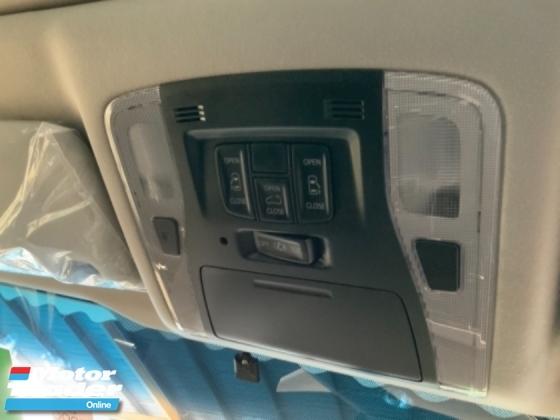 2016 TOYOTA VELLFIRE 2.5 ZA surround camera power boot precrash system sunroof 7 seaters 2 power doors keyless unreg