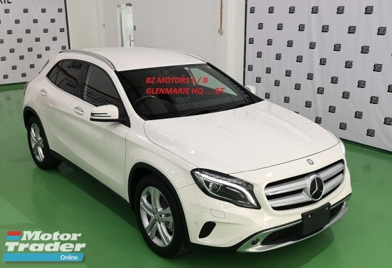 2014 MERCEDES-BENZ GLA 2014 MERCEDES BENZ GLA 180 SE 1.6 TURBO UNREG JAPAN SPEC CAR SELLING PRICE ONLY RM 153,000.00 NEGO