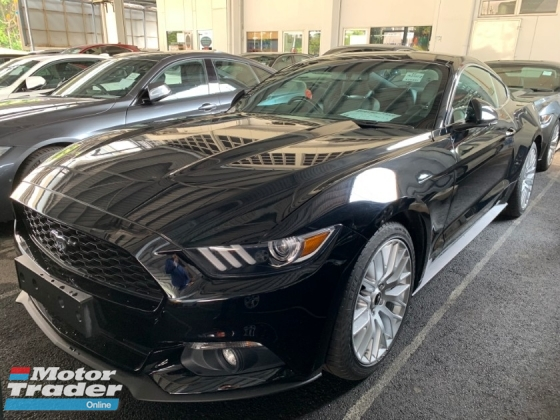 2015 FORD MUSTANG 2.3 (A)310HP UNREG