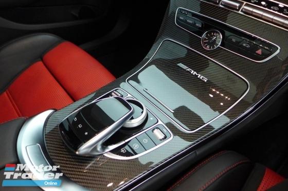 2015 MERCEDES-BENZ C63 S