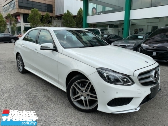 2015 MERCEDES-BENZ E-CLASS E250 AMG LINE TURBOCHARGED SURROUND CAM  FREE 5 YRS WARRANTY JAPAN UNREG
