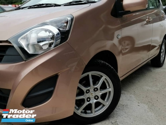 2017 PERODUA AXIA 1.0 G -Superb condition & Well maintained performance like new. Maximum finance VERY FAST LOAN APPROVAL.