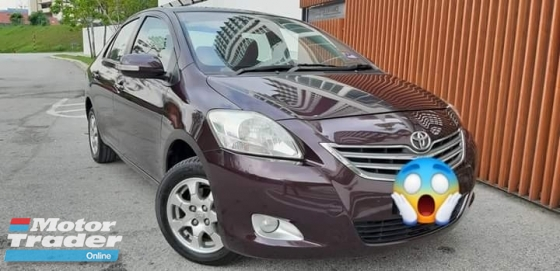 2011 TOYOTA VIOS 1.5 E TIPTOP CONDITION