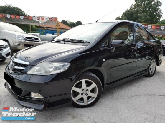 2007 HONDA CITY 1.5 iDSI - Superb condition, Low mileage & Well maintained performance like new. Maximum finance VERY FAST LOAN APPROVAL.