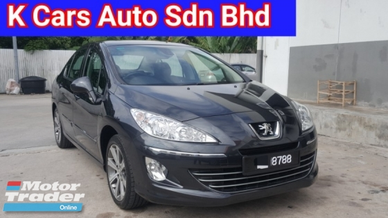2017 PEUGEOT 408 1.6 E-THP Turbo Low Mileage 27k Km Super Smooth Condition Confirm Accident Free Warranty Until 2020 Worth Buy