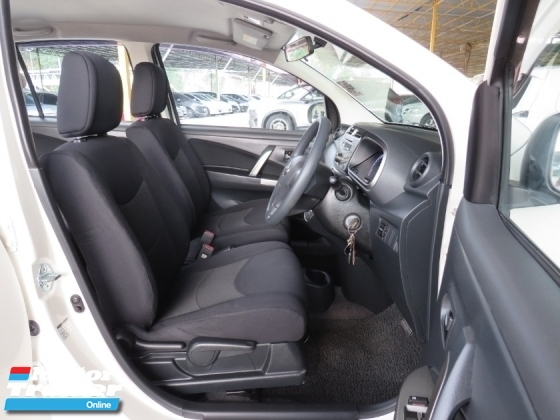 2016 PERODUA MYVI 1.3 (A) SE One Owner Service On Time Tip Top Condition
