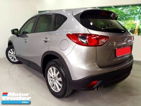 2014 MAZDA CX-5 CX5 2.5 (A) SKYACTIV G CBU SUV SUNROOF BOSE SOUND SYSTEM LEATHER SEAT KEYLESS ENTRY & START
