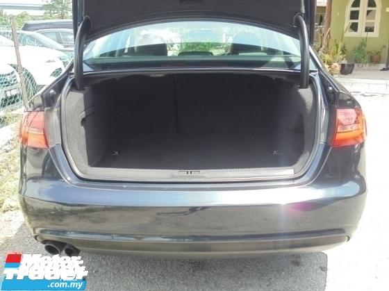 2012 AUDI A4 1.8 TFSI S Line Keyless PaddleShift Facelift LikeNEW