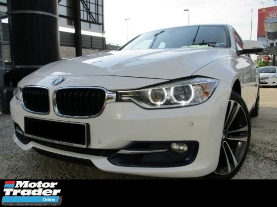 2012 BMW 3 SERIES 328I 2.0 SPORTS EDITION F30