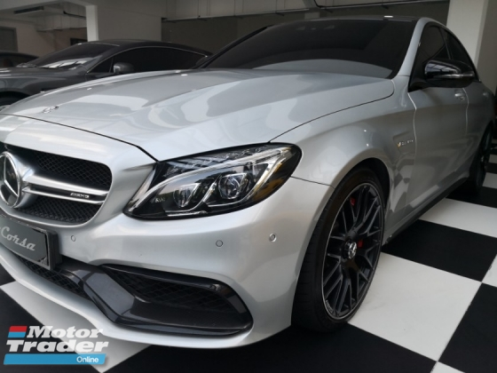 2015 MERCEDES-BENZ C63 s 4.0L Bi-Turbo AMG 4MATIC