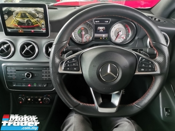 2014 MERCEDES-BENZ CLA 250 AMG JPN UNREG HI SPEC.NO HIDDEN CHARGE.TRUE YEAR MADE.PADDLE SHIFT.ORI AMG KIT N RIM.REVERSE CAM.MEMORY SEAT.LED LIGHT N ETC.FREE WARRANTY N MANY GIFTS
