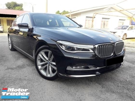2018 BMW 7 SERIES 740 LE