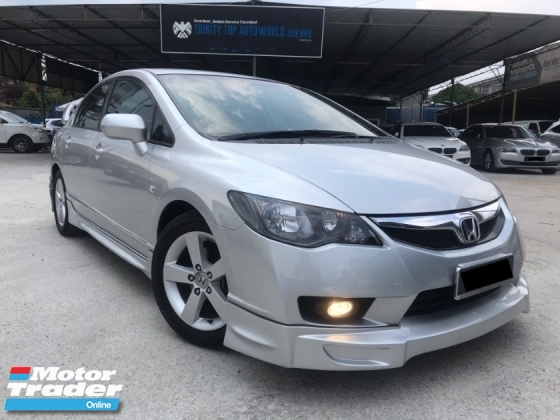 2011 HONDA CIVIC 1.8S-L  i-VTEC FD - FULL SERVICE HONDA - FACELIFT - FULL BODYKIT - LEATHER SEAT - SUPERB CONDITION - SALE OFFER NOW - ALL ORIGINAL PART - DEAL SAMPAI JADI