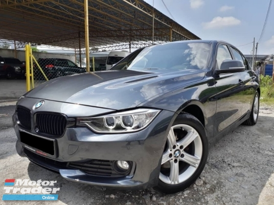 2013 BMW 3 SERIES 316i 1.6 (A) TURBO NEW ARRIVAL GOOD CONDITION PROMOTION PRICE.