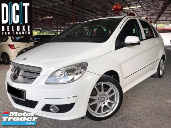 2013 MERCEDES-BENZ B-CLASS B180 1.7 FACELIFT LOW MILEAGE LIMITED BLACK EDITION INTERIOR
