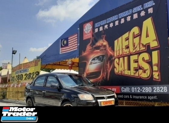 2009 PROTON SAGA BLM 1.3 (A) M-LINE EDITION !! CAMPRO !! PREMIUM HIGH SPECS !! ( PXX 5035 ) 1 CAREFUL OWNER !!