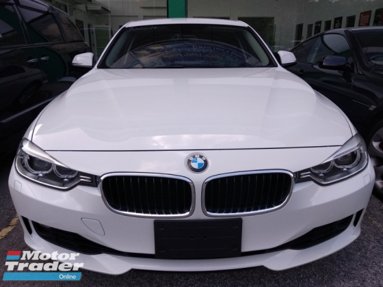 2014 BMW 3 SERIES 320I F30 (A) JAPAN UNREG 4 YEARS WARRANTY