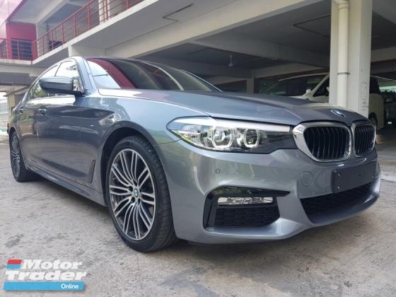 2017 BMW 5 SERIES 530I M-SPORT PACKAGE 2.0 TURBO (UNREG) G30 2017
