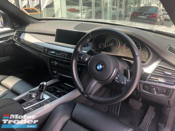2016 BMW X5 40e M Sport Warranty until Dec 2021