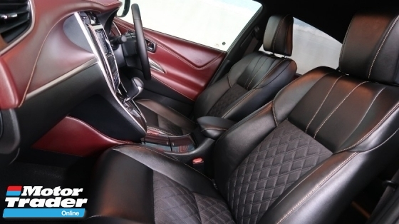 2016 TOYOTA HARRIER 2.0 ELEGANCE SEMI LEATHER SEATS ELECTRIC SEATS MERDEKA PROMO MAX LOAN FAST APPROVAL