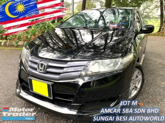 2010 HONDA CITY 1.5 I-VTEC MODULO (A) 1 OWNER [SELL BELOW MARKET]