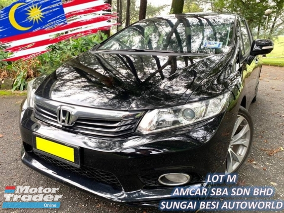 2013 HONDA CIVIC 2.0S (A) FB MODULO P/START 1 OWNER