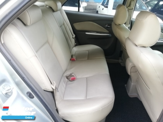 2012 TOYOTA VIOS 1.5G LIMITED (AT) LEATHER SEAT 1-OWNER FACELIFT