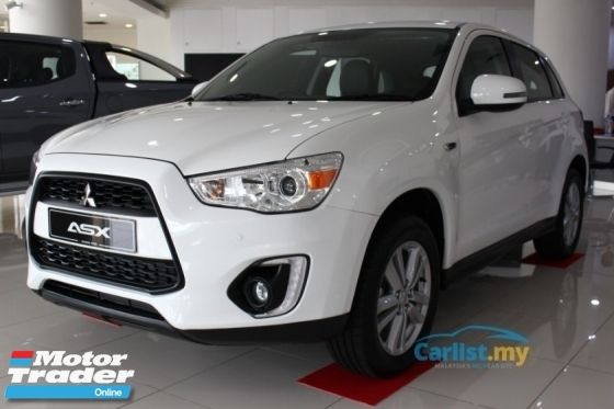 2018 MITSUBISHI ASX 2.0L full loan low deposit (term & condition)