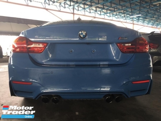 2015 BMW M4 BMW M4 3 0 Coupe with Harmon Kardon sound system