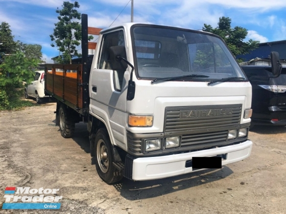 1989 DAIHATSU V57A NEW KARGO BODY WITH NEW METAL PLATE