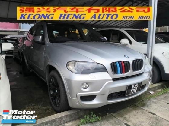 2009 BMW X5 3.0 MSPORT Petrol TRUE YEAR MADE 2009 Japan Spec FREE 1 YEAR WARRANTY Reg 2013