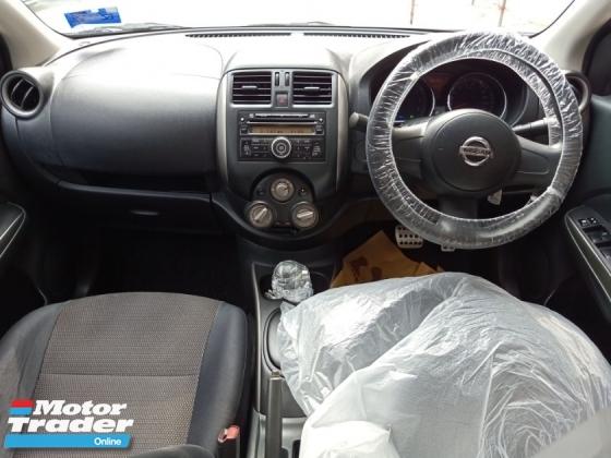 2013 NISSAN ALMERA 1.5 V (NISMO) (A) FULL SPEC LIKE NEW CAR