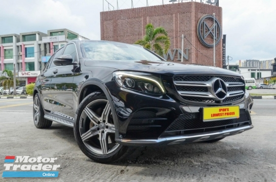 2016 MERCEDES-BENZ GLC 250 4Matic AMG Full Service Record Under Warranty