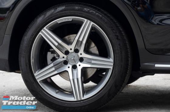 2016 MERCEDES-BENZ GLC 250 4Matic AMG Full Service Record Under Warranty